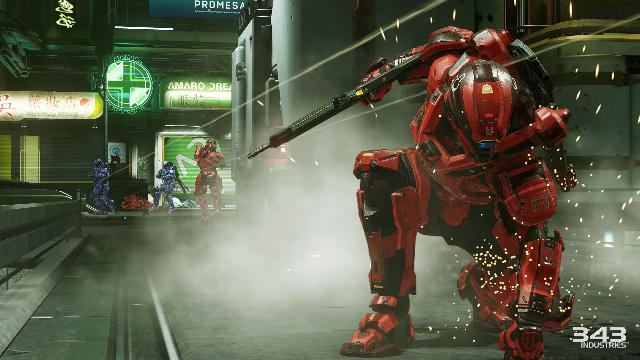 Halo 5: Guardians screenshot 4264