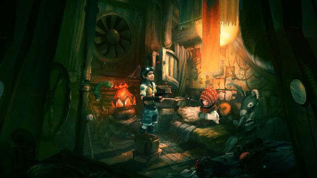 Silence - The Whispered World 2 Screenshots, Wallpaper