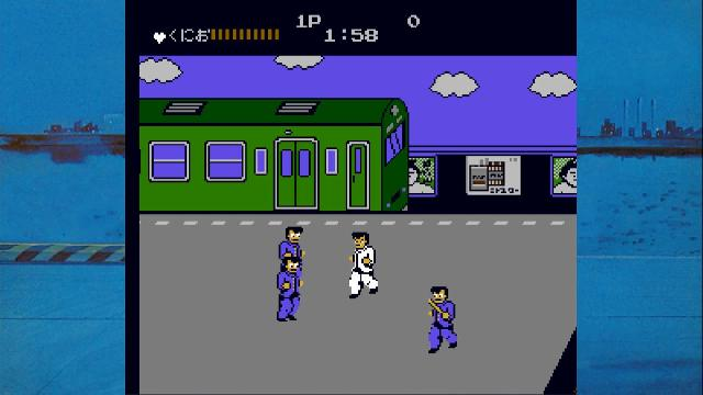 Kunio-kun: The World Classics Collection screenshot 18129