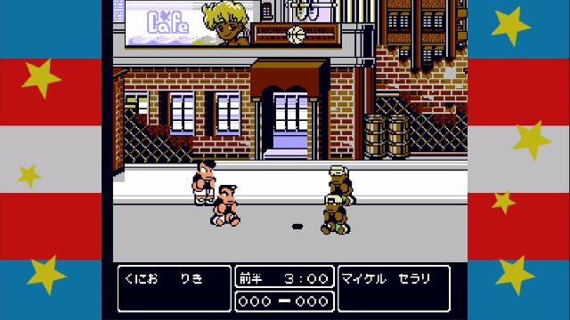 Kunio-kun: The World Classics Collection screenshot 18125