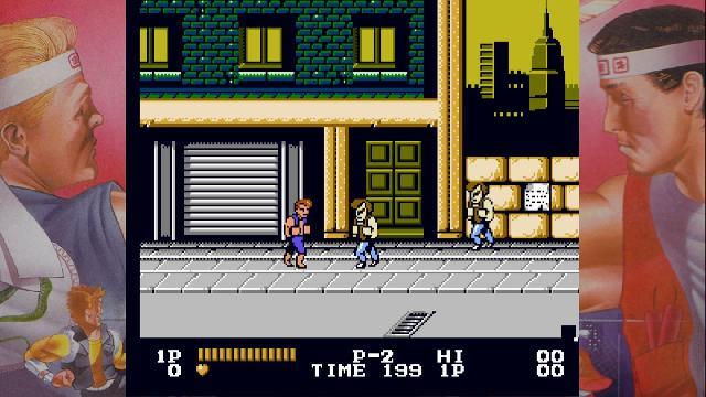 Kunio-kun: The World Classics Collection screenshot 18131