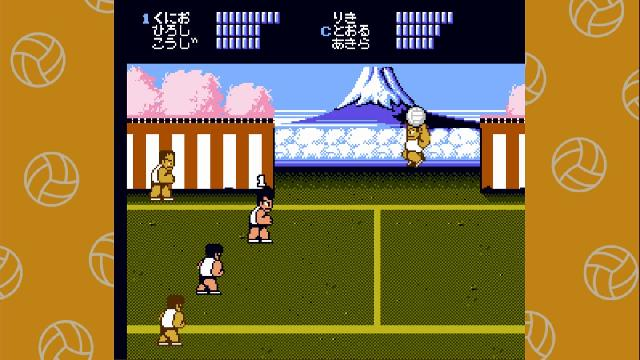 Kunio-kun: The World Classics Collection screenshot 18137