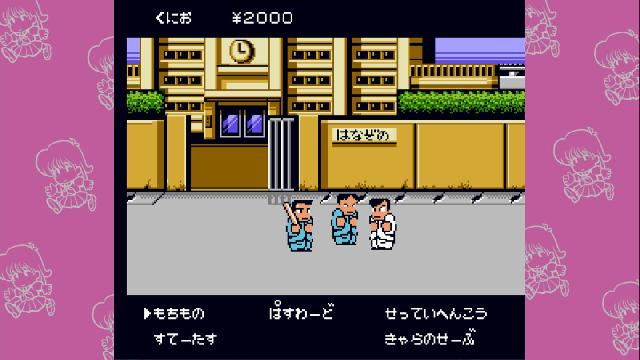 Kunio-kun: The World Classics Collection screenshot 18128