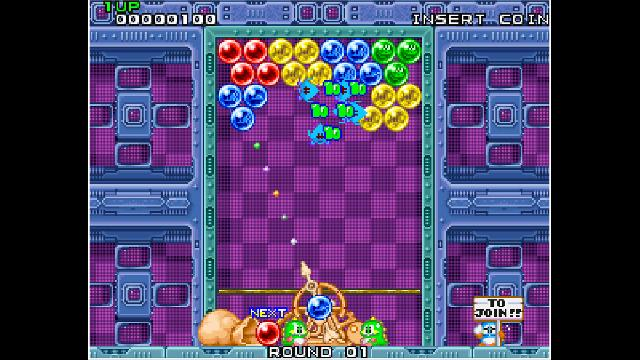 ACA NEOGEO: Puzzle Bobble screenshot 18999