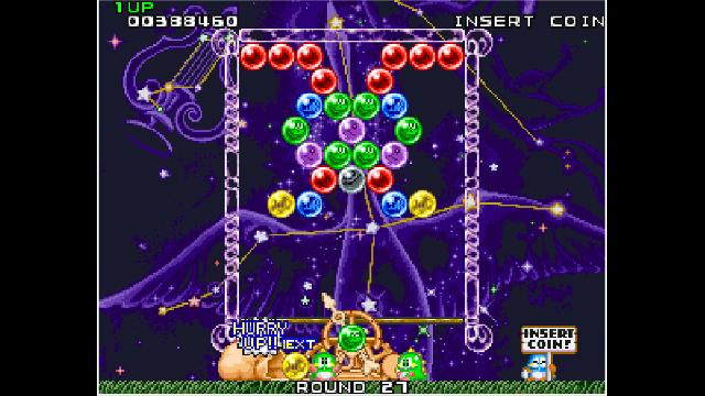 ACA NEOGEO: Puzzle Bobble screenshot 19000