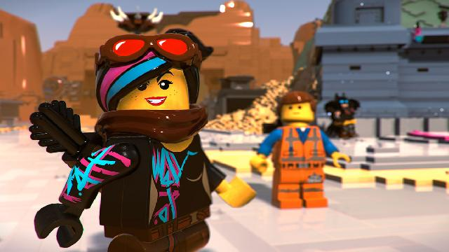 The LEGO Movie 2 Videogame screenshot 18231