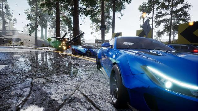 Dangerous Driving Screenshots, Wallpaper
