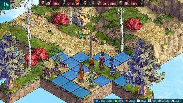 Fell Seal: Arbiter's Mark screenshot 20078