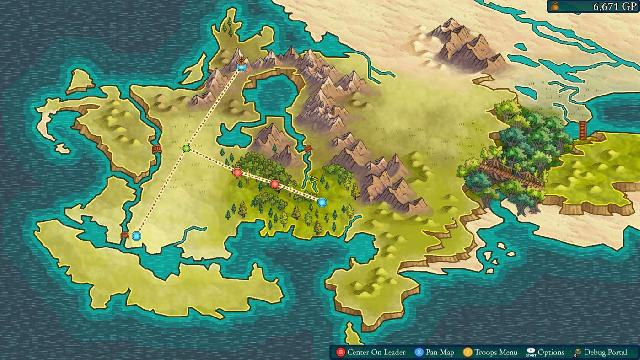 Fell Seal: Arbiter's Mark screenshot 20084