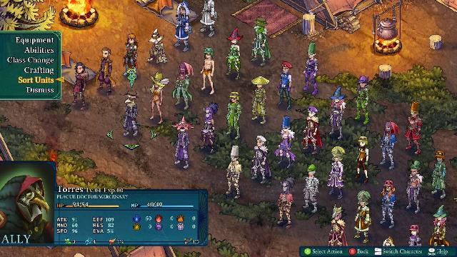 Fell Seal: Arbiter's Mark screenshot 20081