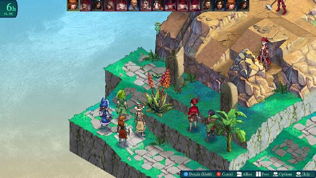 Fell Seal: Arbiter's Mark screenshot 20086
