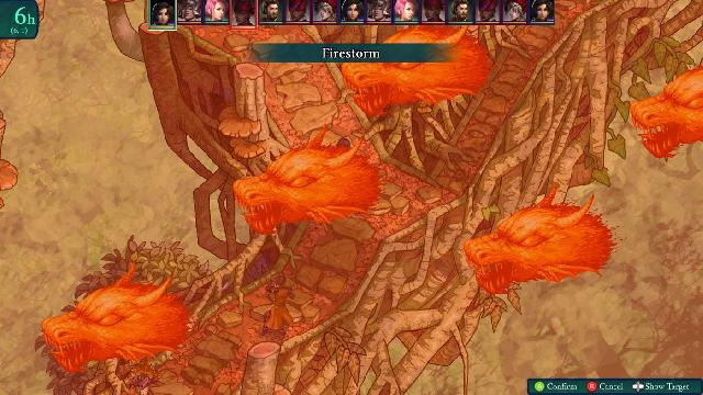 Fell Seal: Arbiter's Mark screenshot 20082
