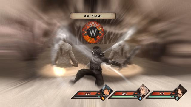 LEGRAND LEGACY: Tale of the Fatebounds screenshot 18271