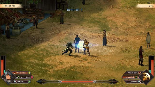 LEGRAND LEGACY: Tale of the Fatebounds screenshot 22858
