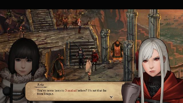 LEGRAND LEGACY: Tale of the Fatebounds screenshot 18273