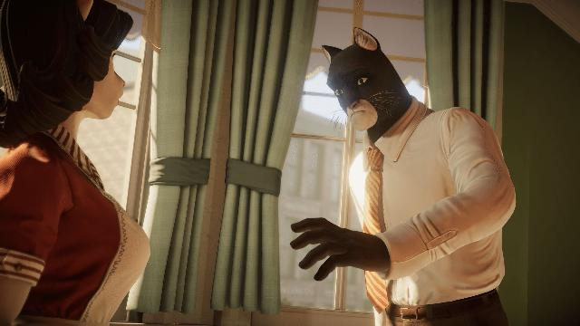 Blacksad: Under the Skin screenshot 18333