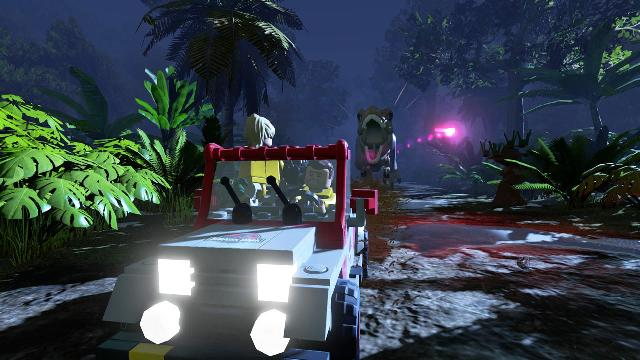 LEGO Jurassic World Screenshots, Wallpaper