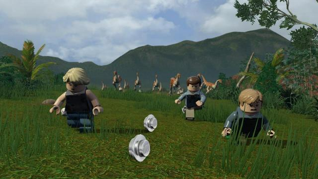 LEGO Jurassic World screenshot 2990