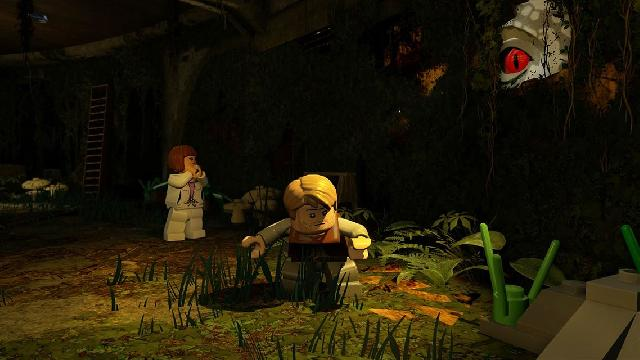 LEGO Jurassic World screenshot 5101