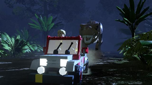 LEGO Jurassic World screenshot 5103