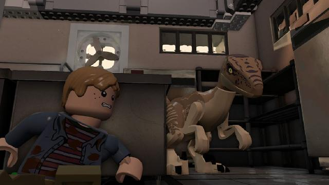 LEGO Jurassic World screenshot 5108