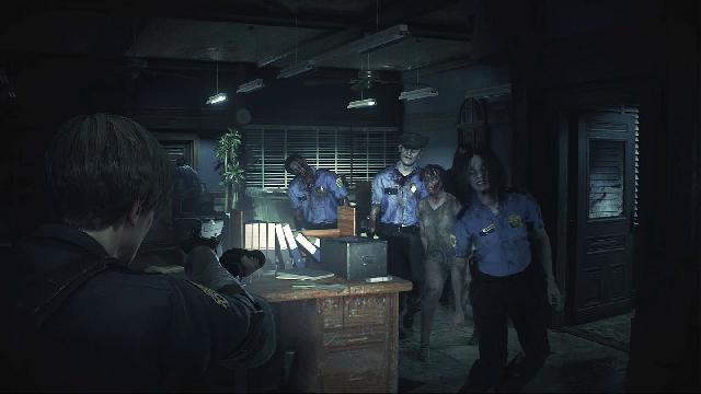 Biohazard RE: 2 Z screenshot 18836