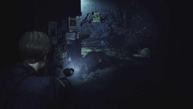 Biohazard RE: 2 Z screenshot 18832