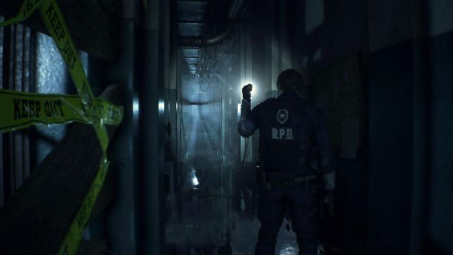 Biohazard RE: 2 Z screenshot 18838