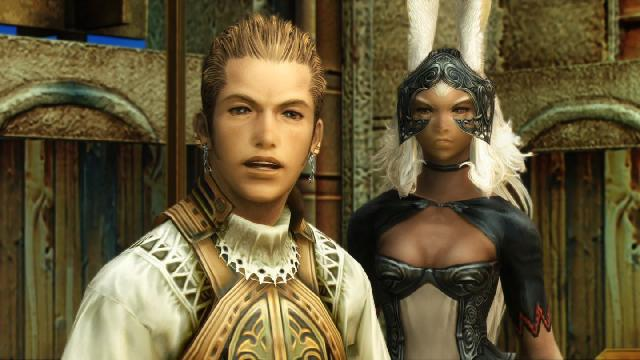 FINAL FANTASY XII: The Zodiac Age screenshot 19274
