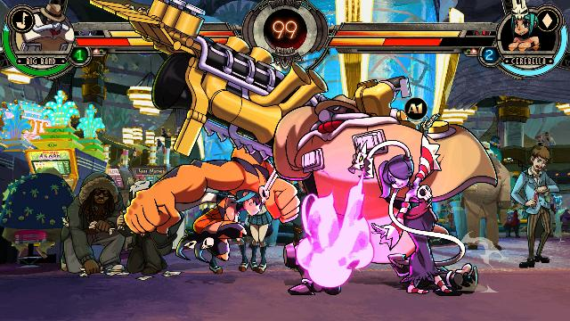 Skullgirls 2nd Encore screenshot 19221