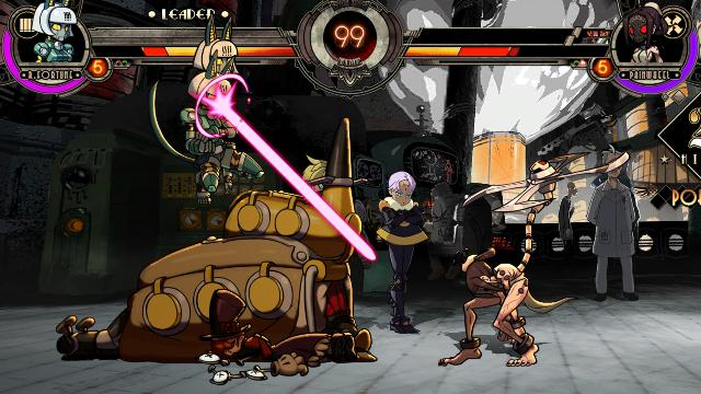 Skullgirls 2nd Encore screenshot 19226