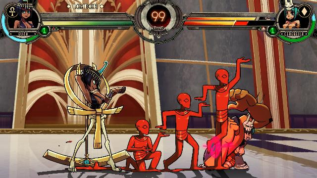 Skullgirls 2nd Encore screenshot 19222