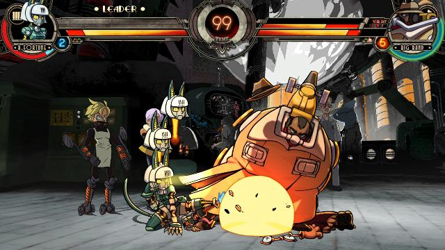 Skullgirls 2nd Encore screenshot 19227