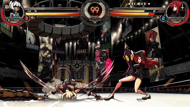 Skullgirls 2nd Encore screenshot 19224