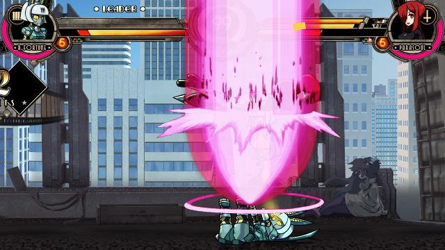 Skullgirls 2nd Encore screenshot 19229