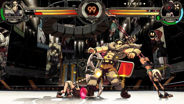 Skullgirls 2nd Encore screenshot 19225