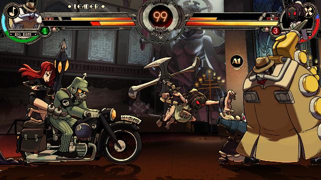 Skullgirls 2nd Encore screenshot 19230