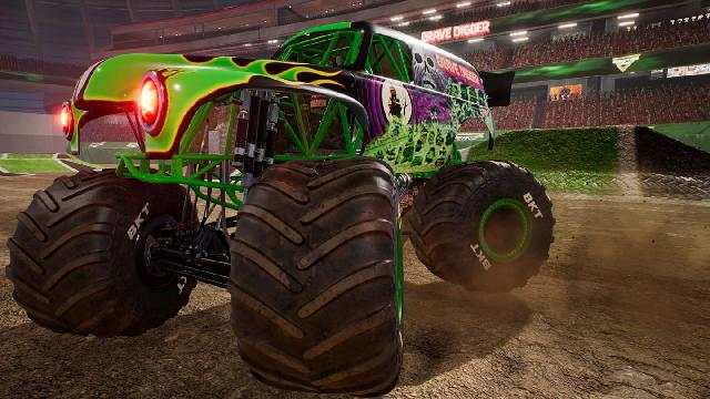 Monster Jam: Steel Titans screenshot 19257
