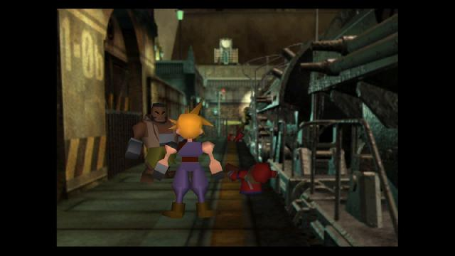 Final Fantasy VII screenshot 19287