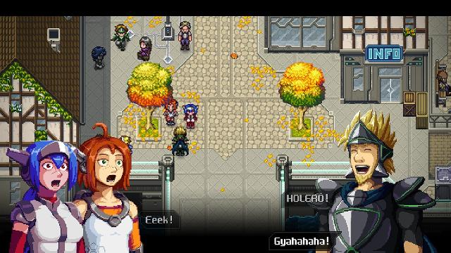 CrossCode screenshot 28583