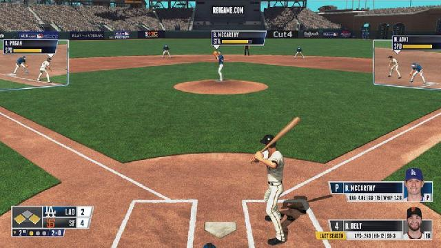 R.B.I. Baseball 15 Screenshots, Wallpaper