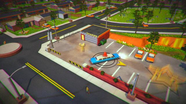 Roundabout Screenshots, Wallpaper