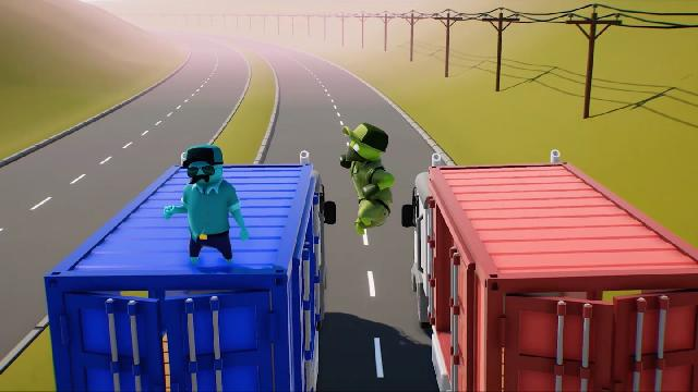 Gang Beasts Screenshots, Wallpaper
