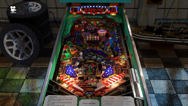 Zaccaria Pinball Screenshots, Wallpaper