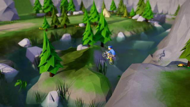 Lonely Mountains: Downhill screenshot 21881