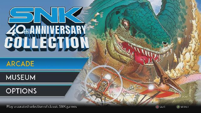 SNK 40th Anniversary Collection screenshot 20149