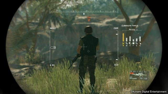 Metal Gear Solid V: The Phantom Pain screenshot 2999