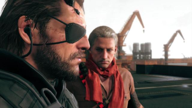 Metal Gear Solid V: The Phantom Pain screenshot 3011