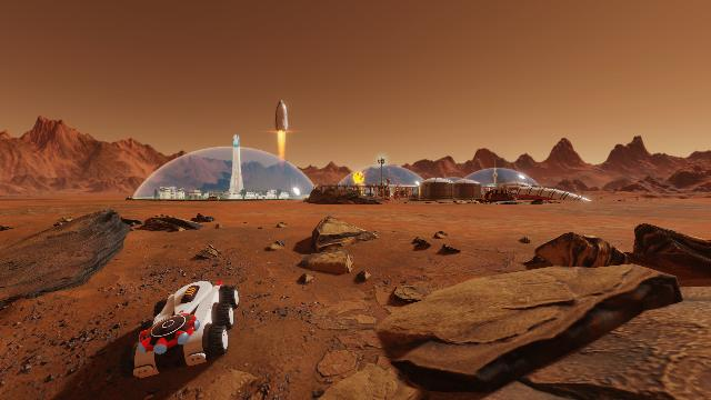 Surviving Mars - Space Race screenshot 20199