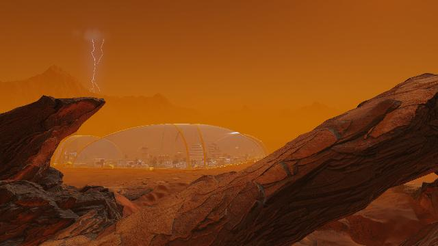 Surviving Mars - Space Race screenshot 20200